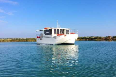 Olhão: 4-Hour Ria Formosa Islands Tour