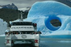 El Calafate: Passeio de Barco por Todos Glaciares