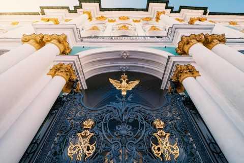St. Petersburg: Hermitage Highlights Tour
