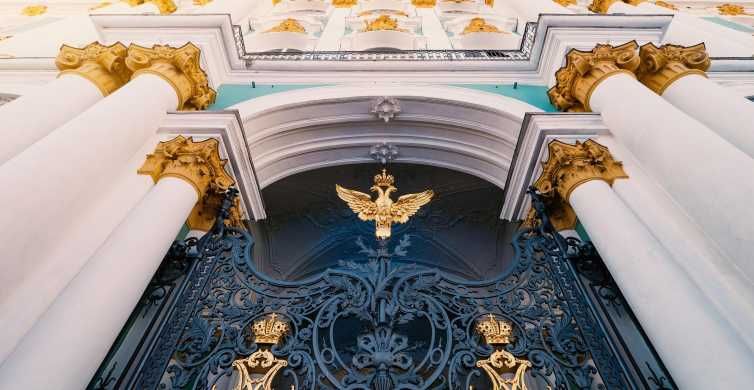 St. Petersburg: Hermitage Highlights Tour