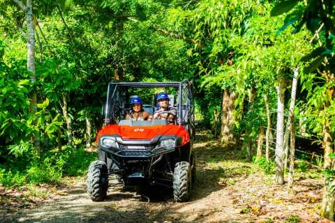 From Punta Cana: Jungle Buggy Adventure to Anamuya River