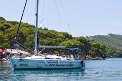Zadar: Passeio de Barco de 1 Dia a Kornati