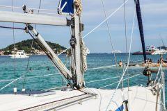 Passeio de Barco à Vela de 4 Horas no Canal de Zadar