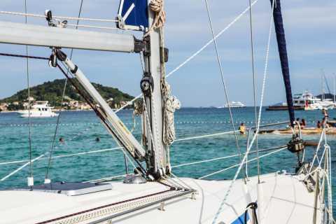 Zadar Canal 4-Hour Sailing Trip