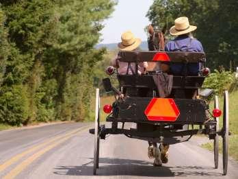 Lancaster County: Amish Farmlands, Museumsbesuch, Farmbesuch