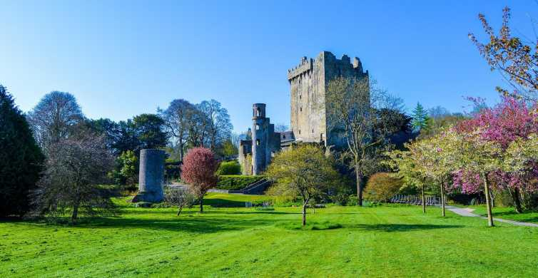 Dublin: Full-Day Tour to Cork, Cobh and Blarney Castle