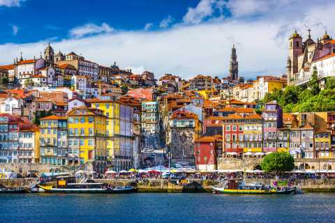 Porto Combo: Porto City by Day & Panoramic View Fado Dinner