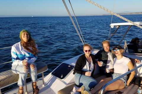 Monterey: Daytime Catamaran Sailing Cruise
