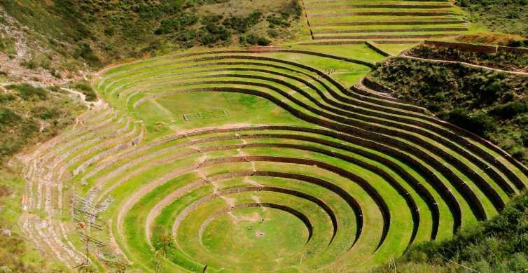 Desde Cuzco: el Valle Sagrado y las minas de sal de Moray