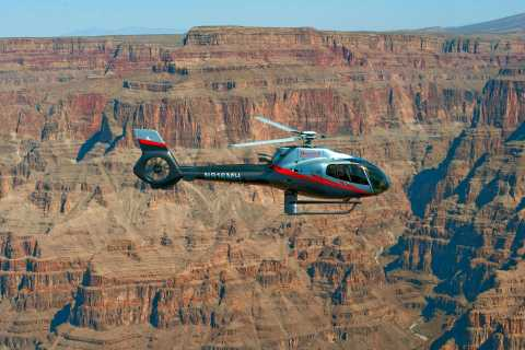 From Las Vegas: Grand Canyon National Park & Helicopter Tour