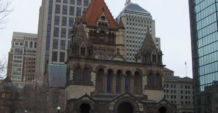 Boston: 2-Hour Back Bay and Freedom Trail Walking Tour