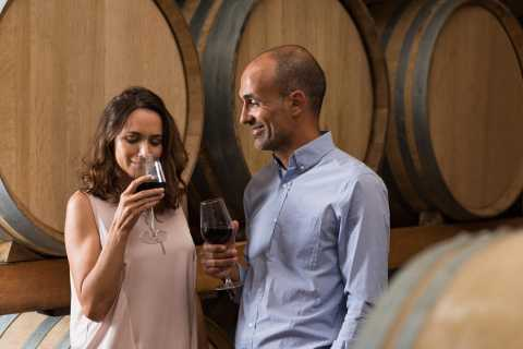 Napa & Sonoma Full-Day Wine Tasting Tour with Optional Lunch