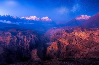 Kathmandu: 19-tägiger Upper Mustang Trek