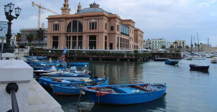 From Bari: 2-day Tour to Matera and Alberobello