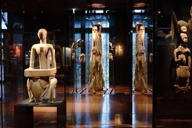 Musée du Quai Branly - Jacques Chirac: toegangsbewijs