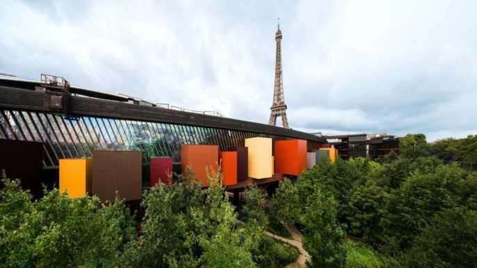 Musée du Quai Branly - Jacques Chirac: Admission Ticket