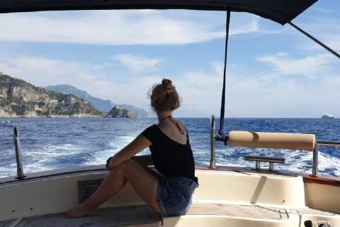 Sorrento: Private Capri Boat Tour
