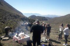 Trilha e Churrasco nos Andes saindo de Mendoza