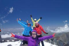 Cordon del Plata: Trilha nos Andes saindo de Mendoza