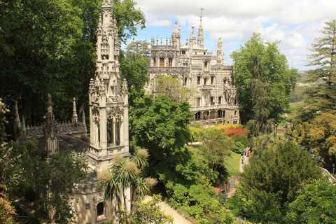 Lisbon: Half-Day Guided Tour of Sintra & Quinta da Regaleira