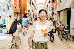 Osaka: coma como um tour de comida de rua local