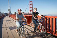 Ingresso para Alcatraz e Ciclismo na Ponte Golden Gate