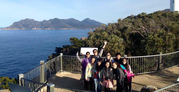 Excursão de 3 dias pela Tasmânia de Launceston a Hobart