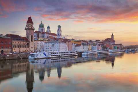 Passau: 1-Hour Guided City Walking Tour