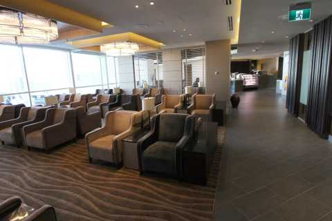 Vancouver International Airport: Premium Lounge Entry
