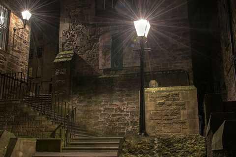 Édimbourg: visite nocturne fantôme de 2 heures