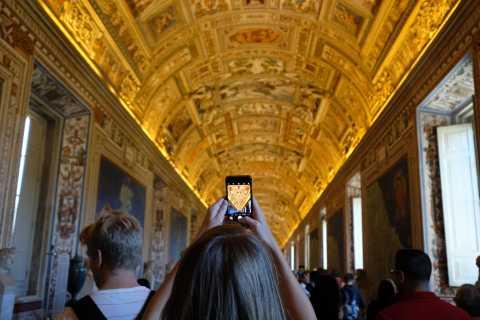 Roma: Excursão Privada ao Vaticano
