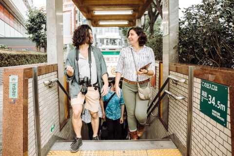 Shibuya y Harajuku: gemas ocultas y aspectos destacados Tour privado