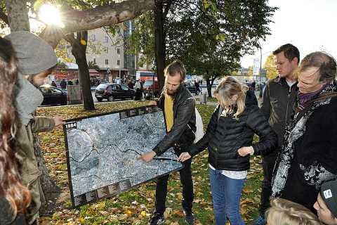 Berlin: Clubbing Culture & Free Spaces Walking Tour