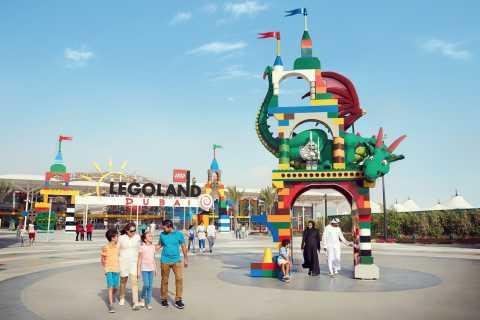 LEGOLAND® Dubai toegangskaart voor 1 park