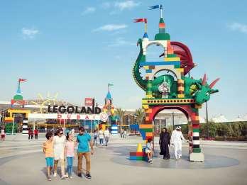 Dubai: 1-Park-Pass für LEGOLAND® Dubai