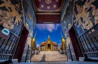 Bangkok: Wat Arun und Wat Pho - Historische Abendtour