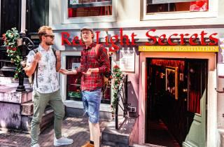 Amsterdam: Private Rotlichtviertel-Führung mit Einwohner