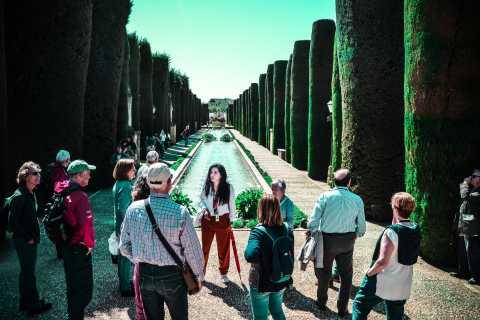 Cordoba: Alcázar de los Reyes Cristianos 1-Hour Guided Tour