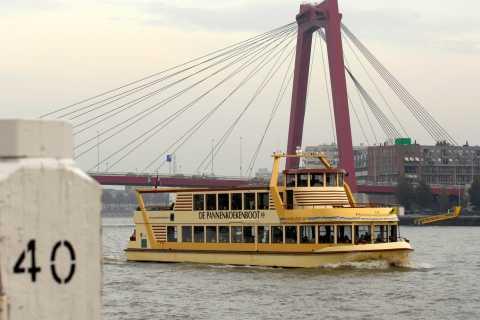 Roterdã: cruzeiro de panquecas