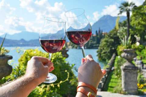 Lago di Como: tour della cantina con degustazione di vini