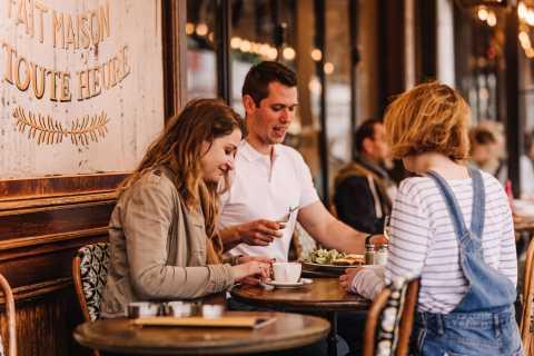 巴黎美食:Le Marais美食体验
