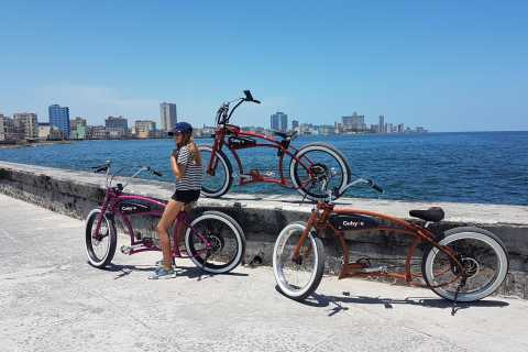 Havana: Half-Day E-Bike Tour