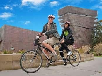 Alcatraz & Fahrradtour im Golden Gate Park an 2 Tagen