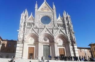 Siena: 2-stündiger Rundgang einschließlich Duomo & Il Campo