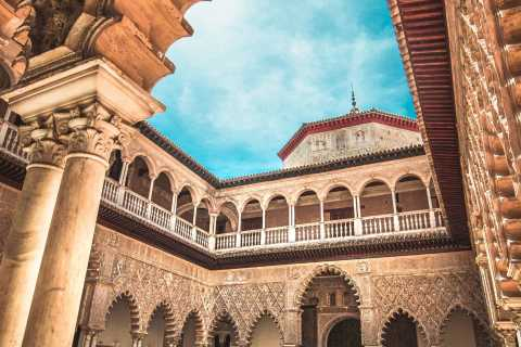 Seville: Alcazar, Cathedral, and Giralda Skip-the-Line Tour