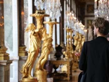 Ab Paris: Schloss Versailles Kleingruppentour ohne Anstehen