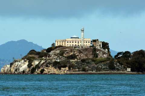 San Francisco: Alcatraz Island & Muir Woods Full-Day Tour