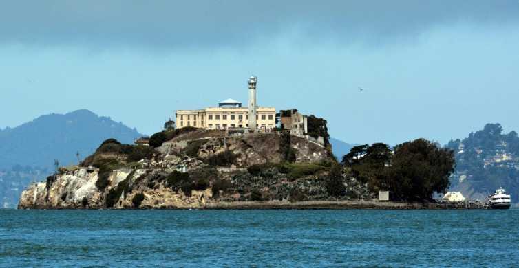 San Francisco: Alcatraz Island & Muir Woods Full-Day Tour