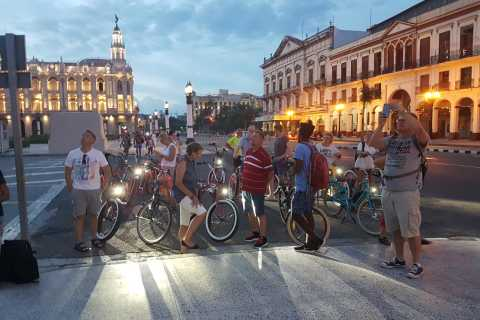 Havana: Night E-Bike Tour