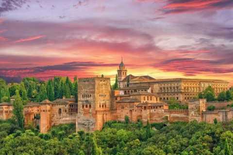 Granada: tour por la Alhambra y el Generalife